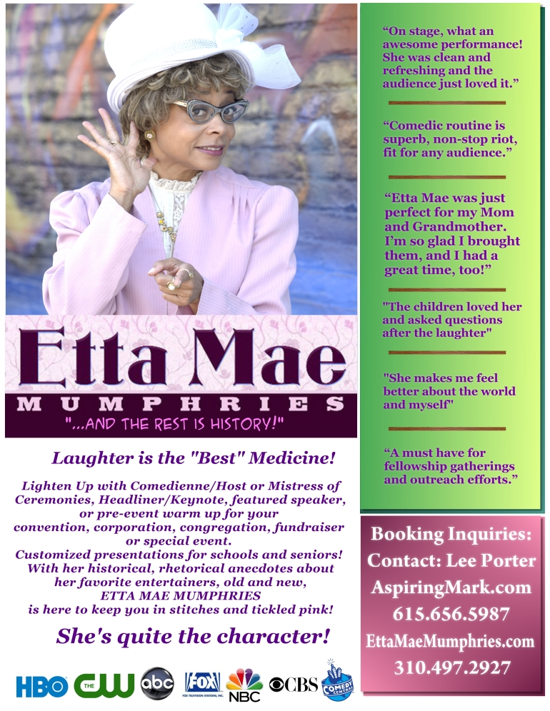 Etta Mae One Sheet FINAL